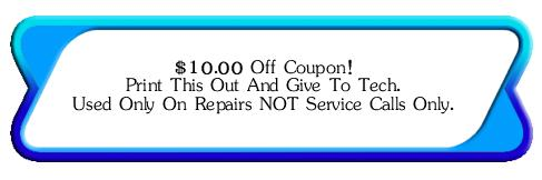 Miami Appliance Repair $10 Off
